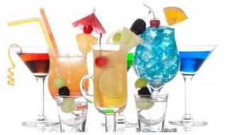 Cocktails sans alcool2