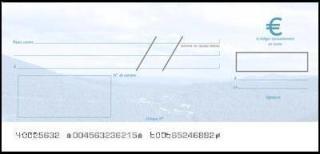 Cheque en blanc