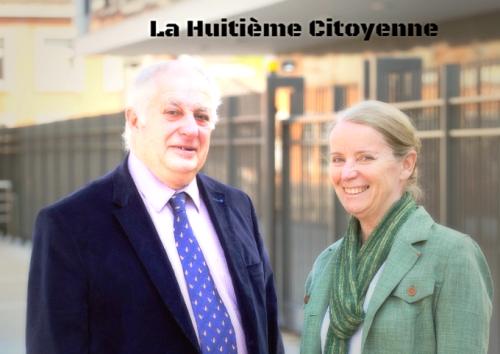Françoise Roure et Jean Levain 7 avril 2017 photo Philippe Dobrowolska (15)